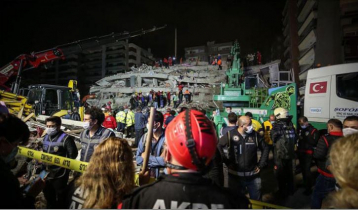 24 killed in Turkey earthquake