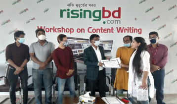 100 writers get Risingbd's Content Writing workshop certificates