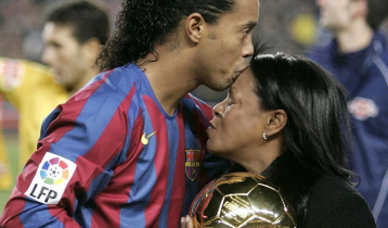Ronaldinho`s mother dies