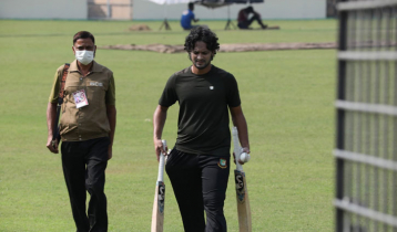Gunman appointed for Shakib's security
