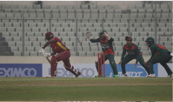Bangladesh bowling first against West Indies