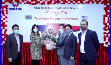 Walton starts LED TV export to Greece
