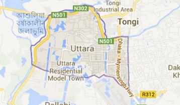 RAB, Police cordon off Uttara under-construction building as bombs found
