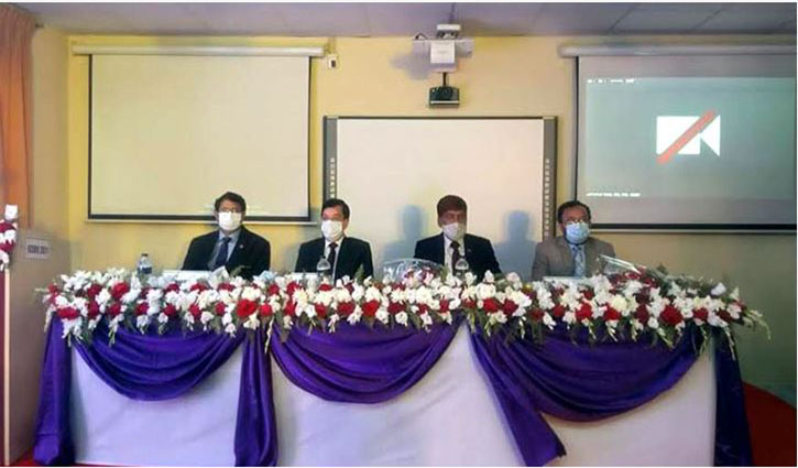 Int'l conference on 'Engineering Research, Innovation' at SUST