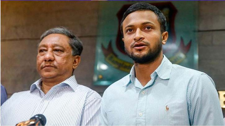 Shakib's ban ends today