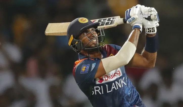 Shanaka named Sri Lanka`s T20I captain