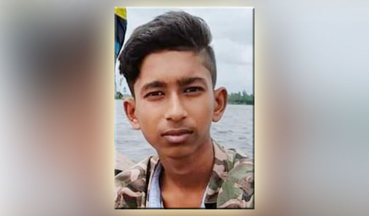 Schoolboy killed in motorcycle mishap in Sakhipur