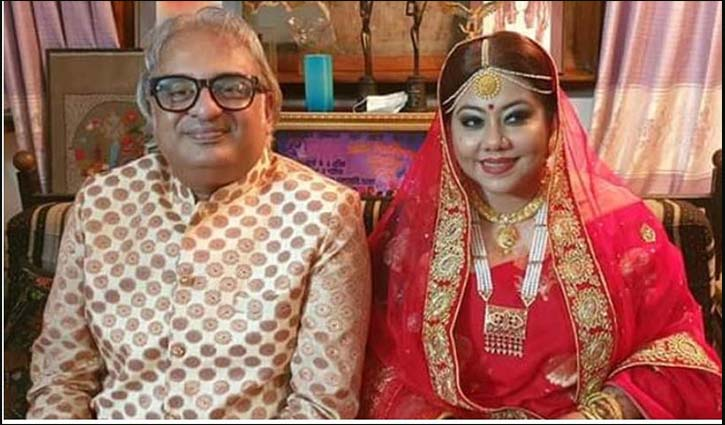 Shomi Kaiser ties the knot for third time