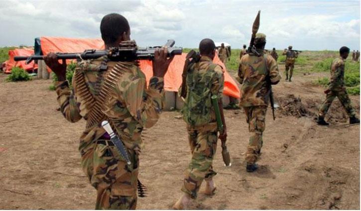 3 Somalia soldiers killed in suicide car bomb attack