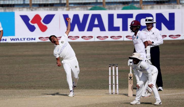 Bangladesh need 5 wickets to win