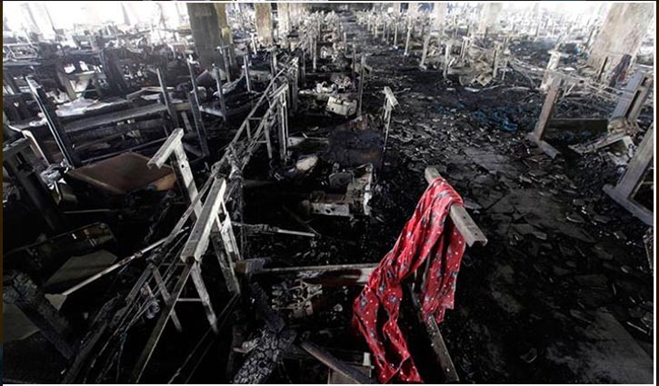 Tazreen fire: 8 years on, still no progress in trial