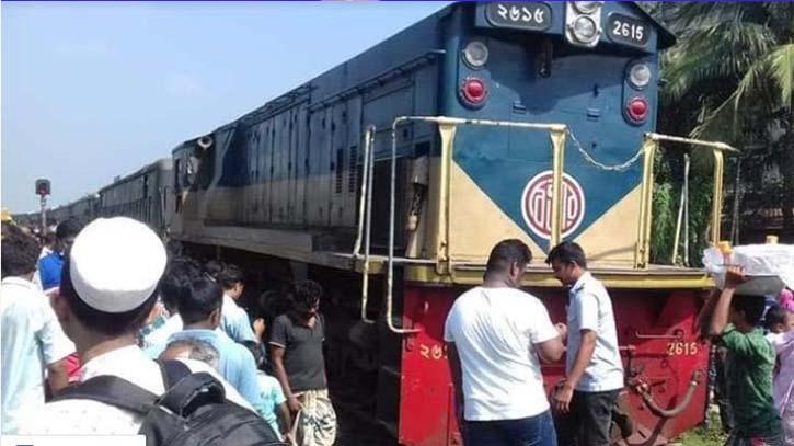 Dhaka's rail link with Mymensingh, Rajshahi suspended