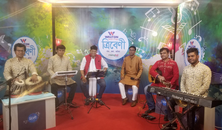 Fakir Shahabuddin to join 'Tribeni' show tonight