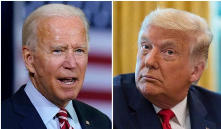 US election 2020 polls: Biden ahead of Trump