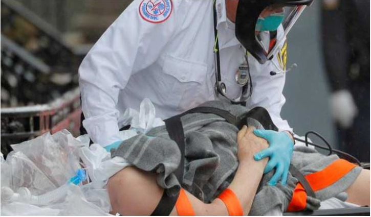 US Covid-19 death toll tops 2 lakh mark