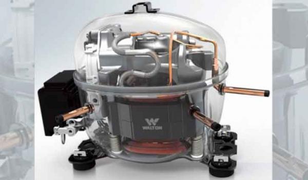 Walton starts compressor export to Iraq