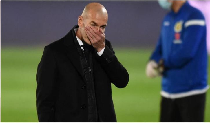 Zidane vows he will not resign