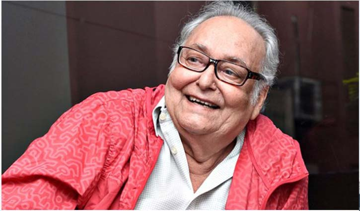 Doctors worried about Soumitra Chatterjee's health condition