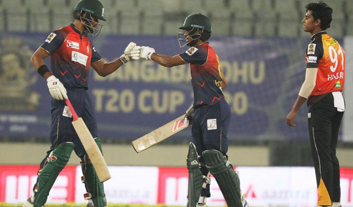 Khulna beat Barishal by 4 wickets