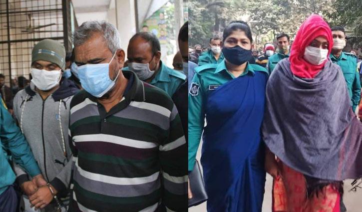 3 get death in mother-son murder case