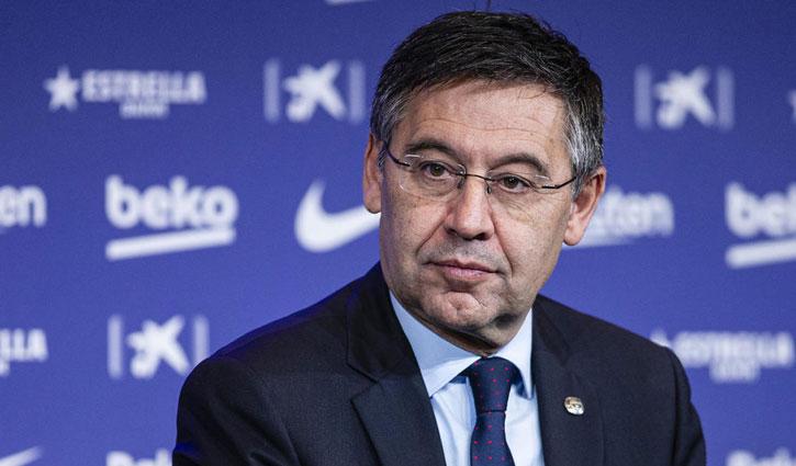 Former Barca president Bartomeu arrested