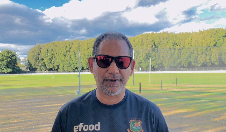 Tigers adapt to New Zealand conditions well: Bashar