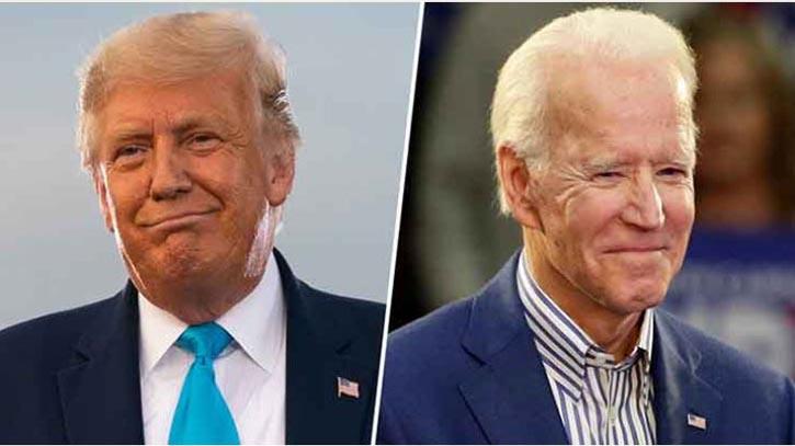 US election: Trump 108, Biden 131