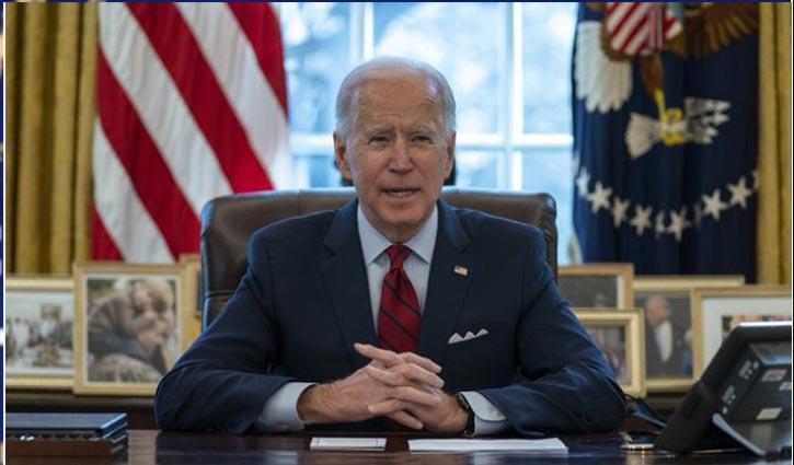 Biden threatens sanctions on Myanmar