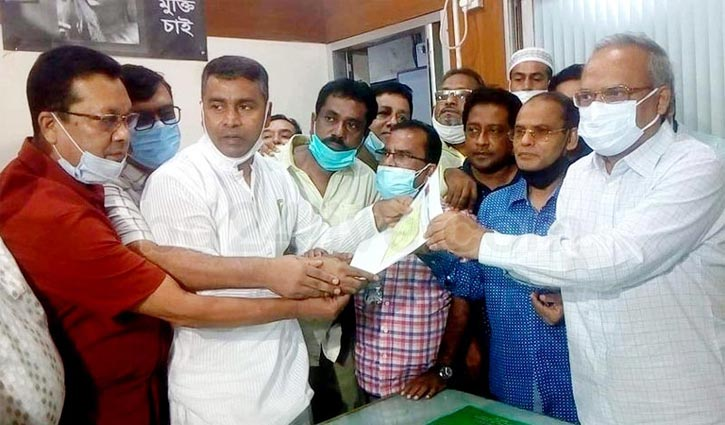 By-elections: 29 aspirants submit BNP nomination forms