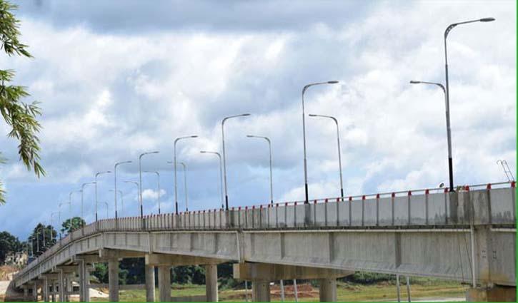 Rangamati bridge opens soon