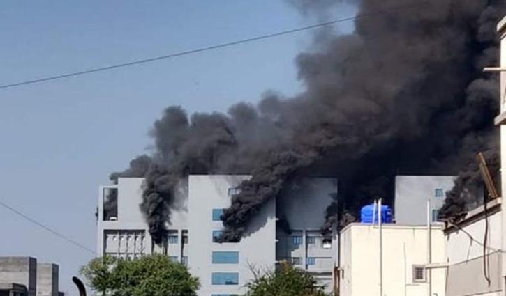 5 killed in India's Serum Institute fire
