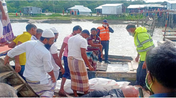 Speedboat capsize: 5 bodies recovered in Patuakhali