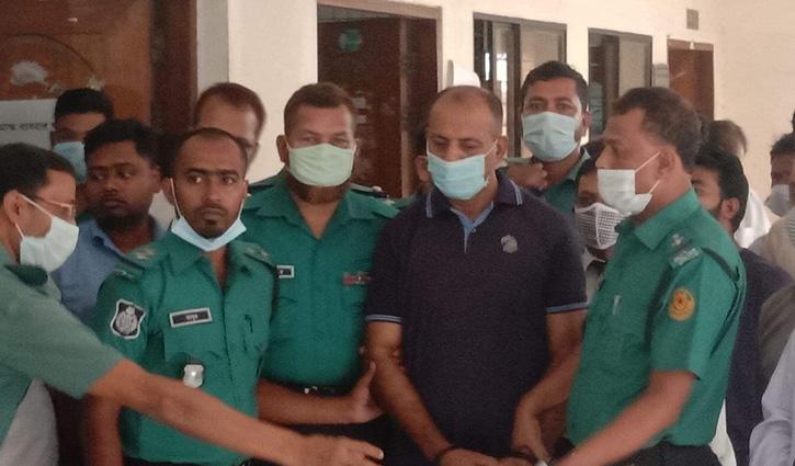 Erfan's accomplice Dipu on 2-day fresh remand