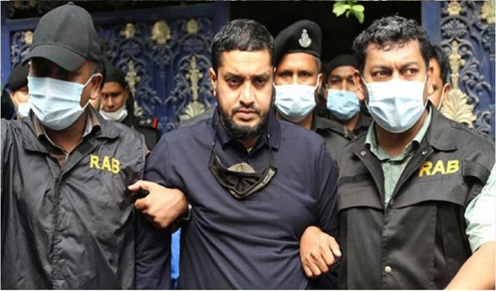 Two chargesheets submitted against Golden Monir