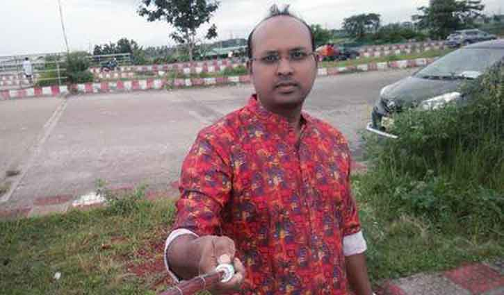 GD filed against journo