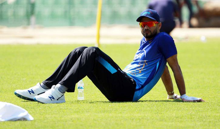 Mashrafe sustains injury before returning to cricket