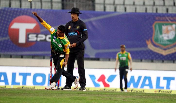 Mahedi powers Rajshahi to thrilling win over Dhaka