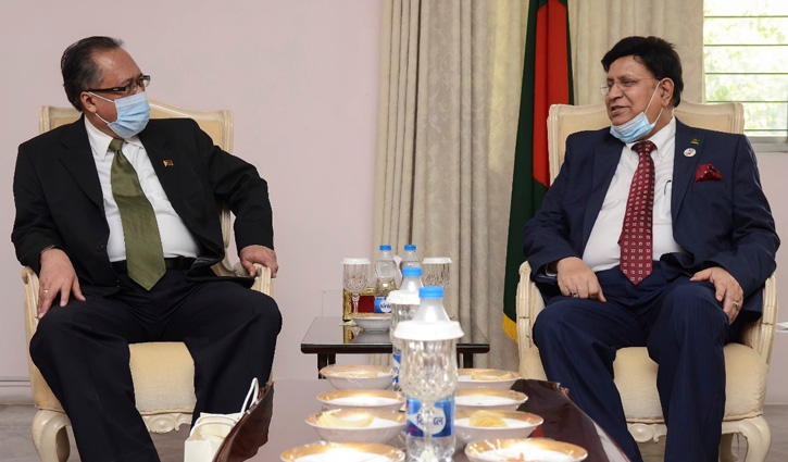 Bangladesh seeks Philippines support for Rohingya repatriation
