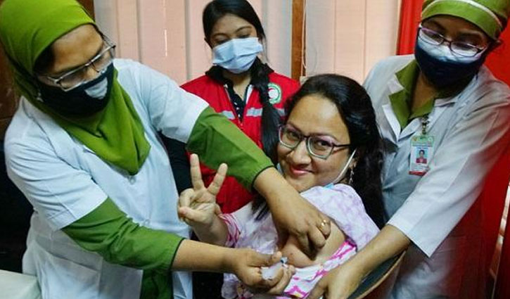 More than 23 lakh people vaccinated across country