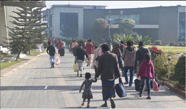 1,778 Rohingyas on way to Bhasanchar