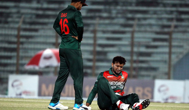 Shakib under observation for another 48 hours