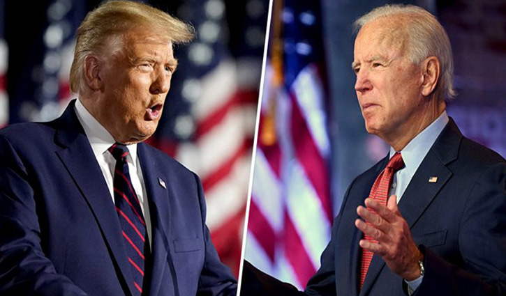 Trump`s trial will delay legislature: Biden