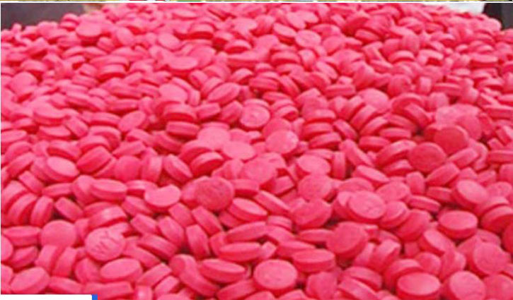 1,80,000 yaba pills seized in Teknaf
