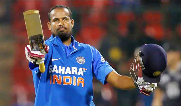 Yusuf Pathan declares retirement from all forms of cricket