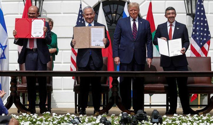 আরও ৫ আরব দেশ ইসরায়েলের সঙ্গে শান্তিচুক্তিতে যাচ্ছে