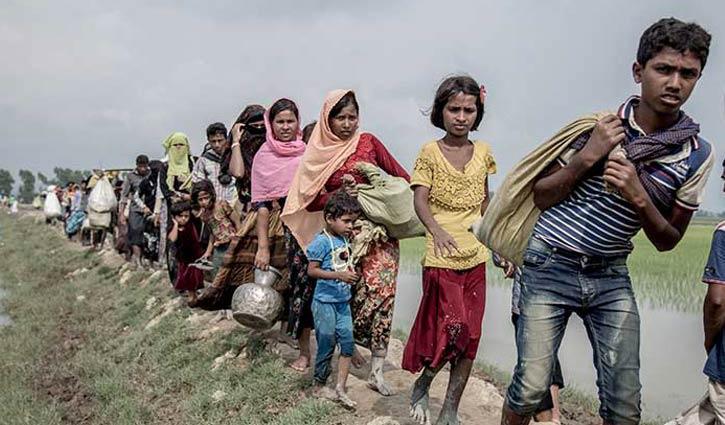 ভাসানচরে রোহিঙ্গাদের স্থানান্তরের পর্যাপ্ত তথ্য নেই: জাতিসংঘ