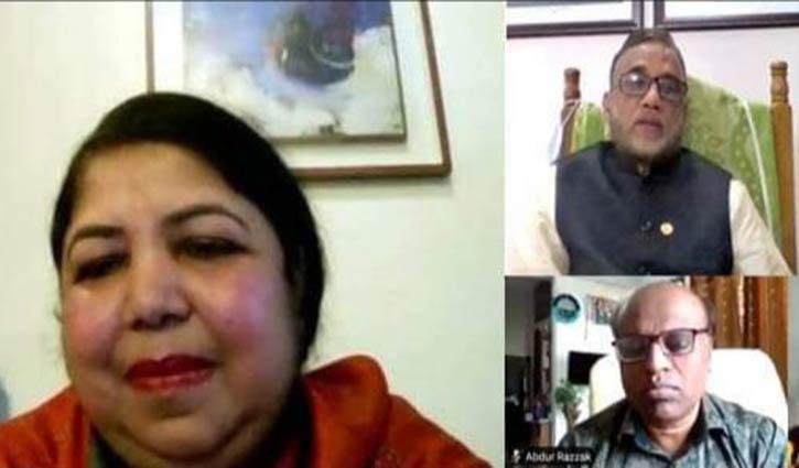 'হুমায়ুন রশীদ চৌধুরীর আদর্শ তরুণদের মধ্যে ছড়িয়ে দিতে হবে'