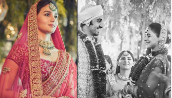 What Alia Bhatt says about her wedding