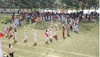 বরগুনা মহিলা কলেজে ক্রীড়া প্রতিযোগীতা অনুষ্ঠিত
