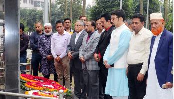 Jatiya Party pays tribute to BDR mutiny victims